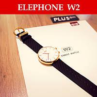 Смарт-часы Elephone W2 (Золотые, оригинальные)