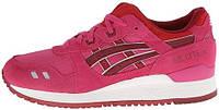 Женские кроссовки Asics Gel Lyte 3 (асикс гель лайт) розовые