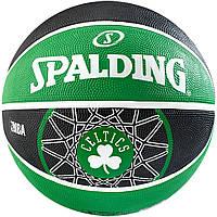 Мяч баскетбольний Spalding BASKET BOSTON CELTIC