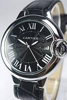 Часы CARTIER, механические, черные