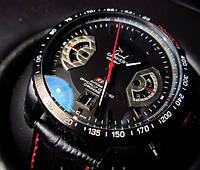 Часы мужские Tag Heuer Grand Carrera (кварцевые)