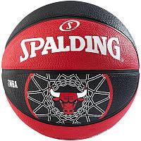 Мяч баскетбольний Spalding BASKET CHICAGO BULLS