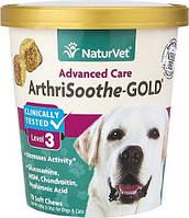 Глюкозамин и хондроитин для собак с МСМ NaturVet