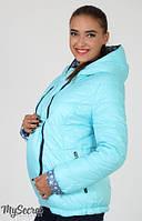 Демисезонная куртка для беременных и после Floyd звезды на джинсе - С, М, Л