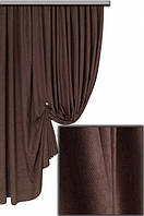 Ткань для штор Пальмира венге , Турция