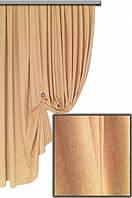 Ткань для штор Пальмира светлое золото , Турция