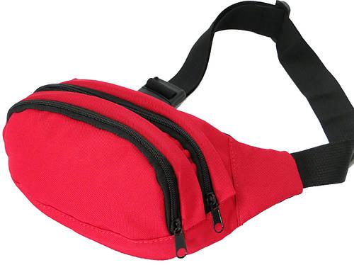 Поясная сумка Urban 0139-1 красный