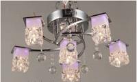 Люстра LED, красивая люстра, 6 ламп