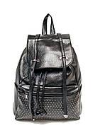 Рюкзак молодежный женский IN-8463 (черный)
