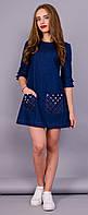 Марта. Джинсовое платье. Джинс., фото 1