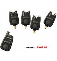 Набор сигнализаторов с пейджером FA212-4