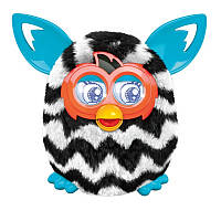 Интерактивный Фёрби Бум Furby Boom Figure (Zigzag Stripes)англоговорящие