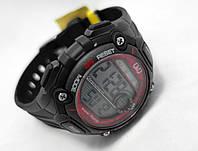 Морские часы Q@Q - 10Bar Alarm chrono, можно плавать, противоударные, m083j003y