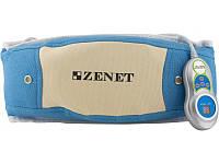 Массажер пояс для похудения вибрационный Zenet TL 2005L E
