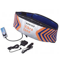 Массажер пояс для похудения вибрационный с эффектом сауны Zenet TL 2006S C