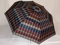 """Зонт в клетку """"Star rain"""" №3015-4 полуавтомат"""