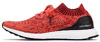 Мужские кроссовки Adidas Ultra Boost (адидас ультра буст) красные