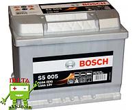 Аккумулятор BOSCH Silver 63 Ah 610A S5 0092S50050