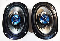 Автомобильные колонки Овалы Sony XS-GTF6925B (600Вт) Крутой Звук!