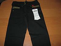 Детские черные брюки для девочек 3-7 лет Турция