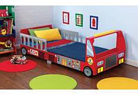 Кровать Пожарная машина KidKraft 76031
