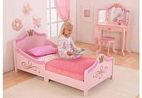 Кровать для Принцессы розовая  KidKraft 76139