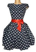 Платье женское с подьюпником (фатин)