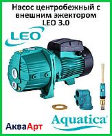 LEO Насос центробежный с внешним эжектором «LEO 3.0 innovation» АJDm55/2H (однофазный)
