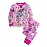 Детская пижама на 7 лет оригинальная Дисней из Америки для девочки София прекрасная