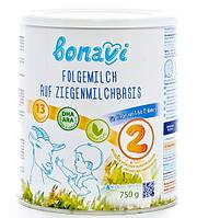 Детская сухая молочная смесь на козьем молоке Bonavi 2 (Бонави), 750 г