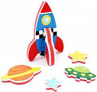 Meadow Kids Meadow Kids 3D модель для ванной Ракета (MK 232)