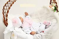 """Летний набор для новорожденных """"Азалия"""" (розовый)"""