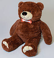 Медведь большой, мягкий ( бурый ) 130 см