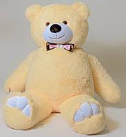 Медведь большой, мягкий ( бежевый ) 160 см