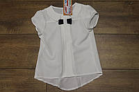 Детская блузка для девочки р.122-152