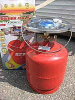 Туристический газовый баллон (комплект) Пикник Italy RK-3 объемом 8 л