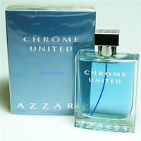 Туалетная вода Chrome Azzaro United  edt (M) 100 мл