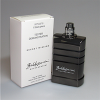 Тестер-Туалетная вода Baldesarini Secret Mission  edt (M) - Tester 90 мл Hugo Boss