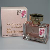 Парфюмированная вода John Galliano - Parlez Moi D'Amour edp (L) 50 мл