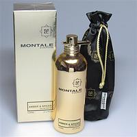 Парфюмированная вода Montale Amber & Spices  edp (U) 100 мл