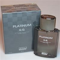 Парфюмированная вода Royal Cosmetic - Platinum G.Q.  For Man  edp (M) 100 мл