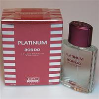 Парфюмированная вода Royal Cosmetic - Platinum Bordo  For Man  edp (M) 100 мл