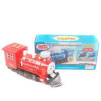 Детская игрушка инерционная Поезд 633