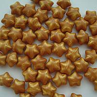 Сургуч порционный для печати декоративный, золото