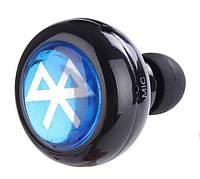 Bluetooth блютуз гарнитура мини вакуумная