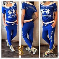 Спортивный женский костюм тройка (цвета) СЕВ601