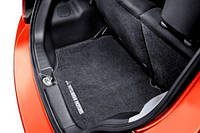 Велюровый коврик в багажное отделение Mitsubishi Mirage 2015 новый оригинальный