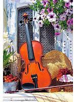 Пазл Мелодия виолончели 1000 деталей С-102266