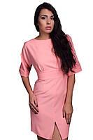 Платье женское , разрез, фото 1