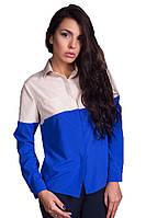 Рубашка женская, два цвета, фото 1